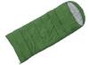 Мешок спальный (спальник) Terra Incognita Asleep Wide 200 левый зеленый - фото 1