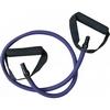 Эспандер трубчатый для фитнеса Pro Supra FI-2659-V 50LB фиолетовый - фото 1