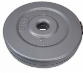 Фото 1 к товару Диск композитный 2,5 кг USA Style - 26 мм