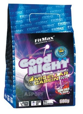 Протеин FitMax Good Night (680 г)