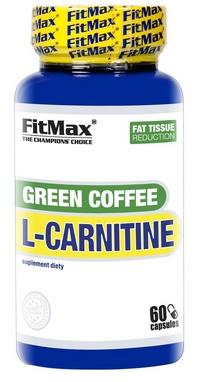 Жиросжигатель FitMax Green Coffee L-Carnitine (60 капсул)