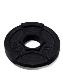 Фото 1 к товару Диск чугунный олимпийский USA Style 2,5 кг - 51 мм