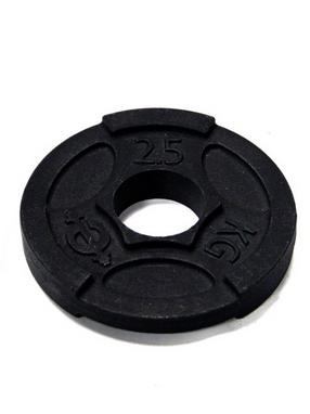 Диск чугунный олимпийский USA Style 2,5 кг - 51 мм