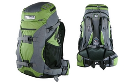 Фото 1 к товару Рюкзак туристический Terra Incognita Nevado 40 зеленый/серый