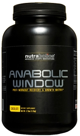 Гейнер Nutrabolics Anabolic Window (2,26 кг)