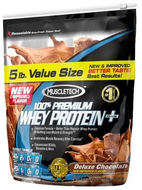 Протеин MuscleTech 100% Premium Whey Protein (2,27 кг)