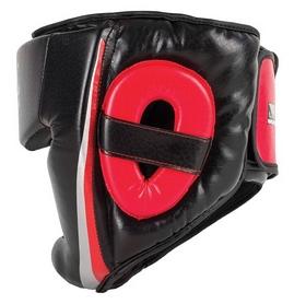 Фото 2 к товару Шлем боксерский Bad Boy Training Series 2.0 red