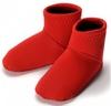 Носки неопреновые для бассейна и пляжа Konfidence Paddler красные - фото 1