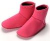 Носки неопреновые для бассейна и пляжа Konfidence Paddle розовые - фото 1