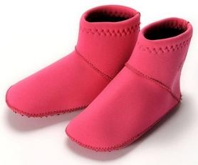 Носки неопреновые для бассейна и пляжа Konfidence Paddler розовые