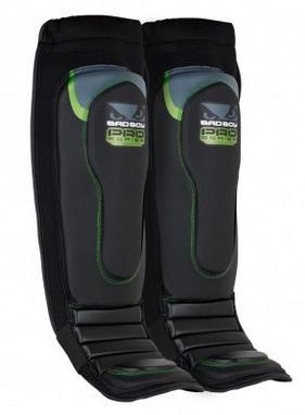 Защита для ног (голень+стопа) Bad Boy Pro Series 3.0 green