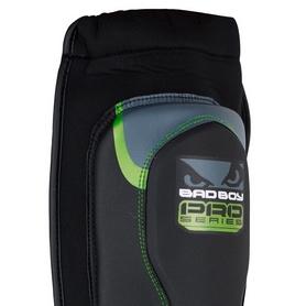Фото 2 к товару Защита для ног (голень+стопа) Bad Boy Pro Series 3.0 green
