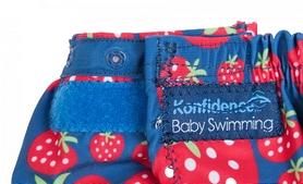 Фото 2 к товару Трусики для плавания Konfidence Aquanappies Strawberry