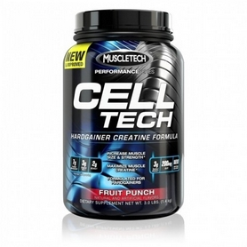 Креатин MuscleTech CellTech Performance Series (1,36 кг)