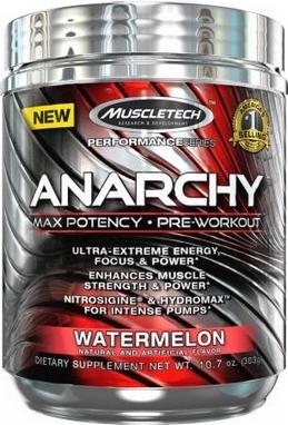 Энергетик MuscleTech Anarchy Yohimbe (303 г)