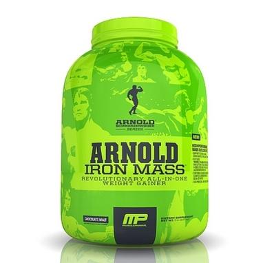 Гейнер Arnold Series Iron Mass (2,2 кг)