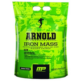 Фото 1 к товару Гейнер Arnold Series Iron Mass (3,62 кг)