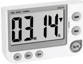 Распродажа*! Таймер цифровой TFA с секундомером, 60x90x20 мм