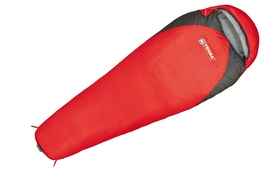 Фото 1 к товару Мешок спальный (спальник) Terra Incognita Junior 200 правый красный