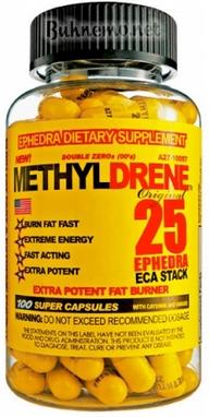 Жиросжигатель Cloma Pharma Methyldrene (100 капсул)