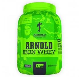 Протеин Arnold Series Iron Whey (900 г)