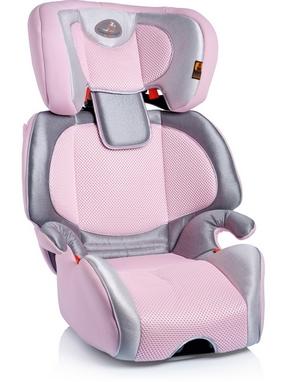 Автокресло детское Bellelli Miki Plus Fix Bright Pink
