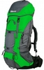 Рюкзак туристический Terra Incognita Titan 60 л зеленый/серый - фото 1
