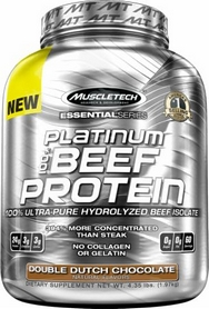 Протеин Muscletech Essential 100% Beef Protein (1,8 кг)