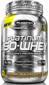Протеин Muscletech Essential 100% Iso-Whey (800 г)