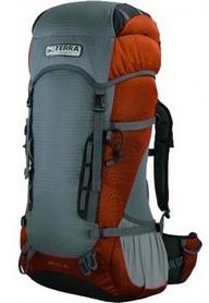 Фото 1 к товару Рюкзак туристический Terra Incognita Impuls 40 л оранжевый/серый
