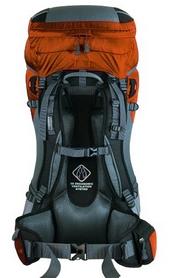 Фото 2 к товару Рюкзак туристический Terra Incognita Impuls 40 л оранжевый/серый