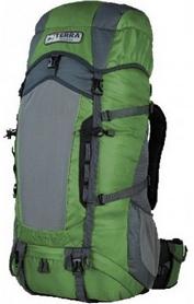 Рюкзак туристический Terra Incognita Action 35 л зеленый/серый