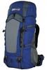 Рюкзак туристический Terra Incognita Action 45 л синий/серый - фото 1