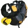 Рюкзак спортивный Terra Incognita FreeRider 22 л желтый/серый - фото 3