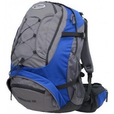 Рюкзак спортивный Terra Incognita FreeRider 28 л синий/серый
