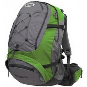 Фото 1 к товару Рюкзак спортивный Terra Incognita FreeRider 28 л зеленый/серый