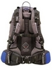 Рюкзак спортивный Terra Incognita FreeRide 35 л синий/серый - фото 2