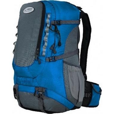 Рюкзак туристический Terra Incognita Across 35 л синий/серый