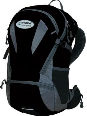 Рюкзак спортивный Terra Incognita Velocity 20 черный/серый