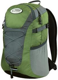 Рюкзак городской Terra Incognita Link 16 зеленый/серый