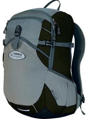 Рюкзак спортивный Terra Incognita Onyx 24 черный/серый