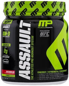 Фото 1 к товару Энергетик MusclePharm Assault (435 г)