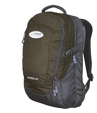 Рюкзак городской Terra Incognita Matrix 22 коричневый