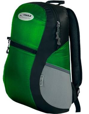 Рюкзак городской Terra Incognita Mini 12 зеленый