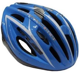 Велошлем кросс-кантри с механизмом регулировки FORMAT CUB-X3  синий