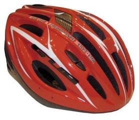 Велошлем кросс-кантри с механизмом регулировки FORMAT CUB-X3  красный