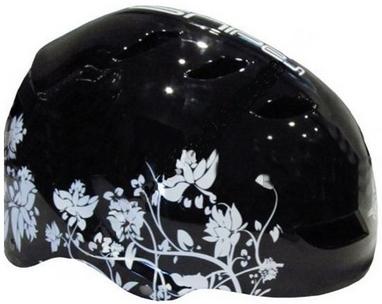 Велошлем RAD SP-025B черный