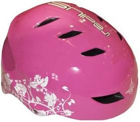 Велошлем RAD SP-025B розовый
