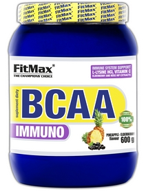 Аминокомплекс FitMax BCAA Immuno (600 г)