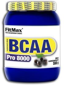 Фото 2 к товару Аминокомплекс FitMax BCAA Pro 8000 (550 г)